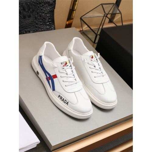 Prada Casual Shoes For Men #780177