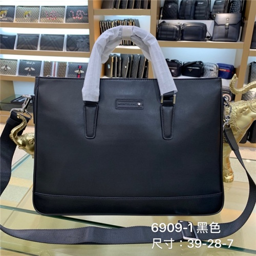 Mont Blanc AAA Man Handbags #780229