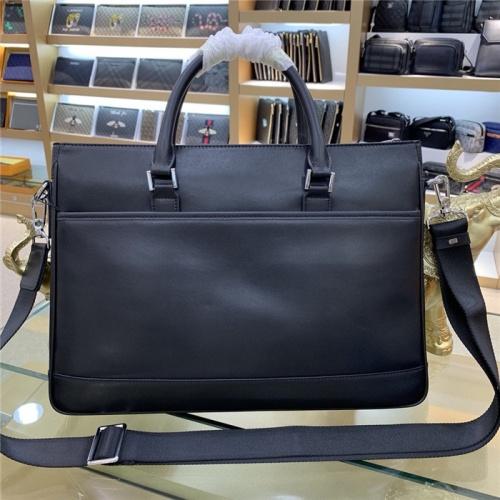 Replica Mont Blanc AAA Man Handbags #780229 $127.07 USD for Wholesale