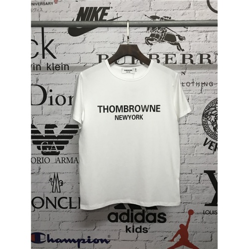 Thom Browne TB T-Shirts Short Sleeved O-Neck For Men #780258