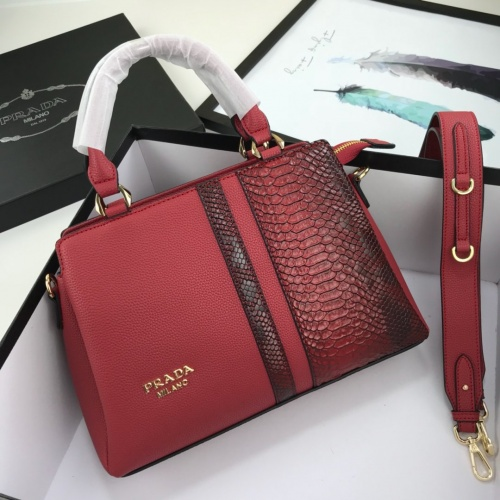 Prada AAA Quality Handbags For Women #780294