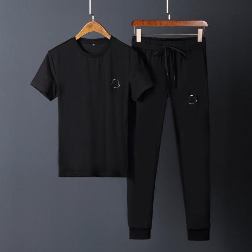 Moncler Tracksuits Short Sleeved O-Neck For Men #780296