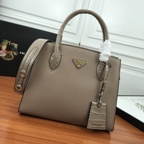 Prada AAA Quality Handbags For Women #780299 $101.85, Wholesale Replica Prada AAA Quality Handbags