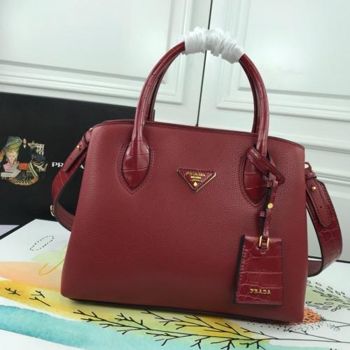 Prada AAA Quality Handbags For Women #780308