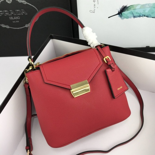 Prada AAA Quality Messeger Bags For Women #780582