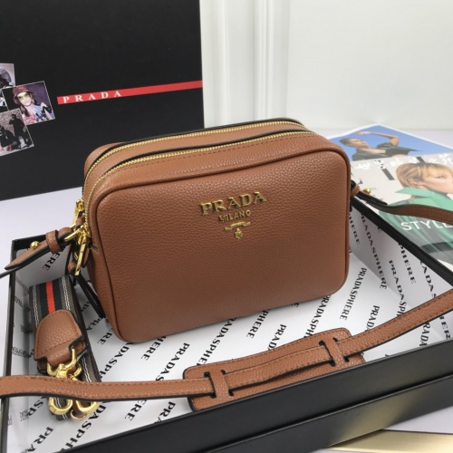 Prada AAA Quality Messeger Bags For Women #780584