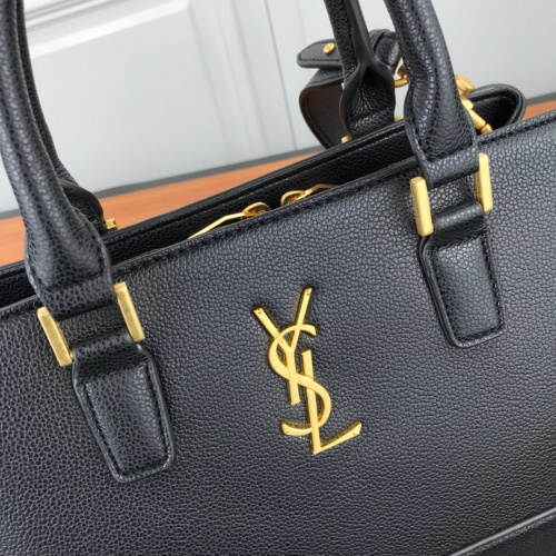 Replica Yves Saint Laurent YSL AAA Quality Handbags #780589 $99.91 USD for Wholesale