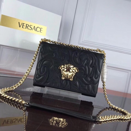 Versace AAA Quality Messenger Bags For Women #780612 $125.13 USD, Wholesale Replica Versace AAA Quality Messenger Bags