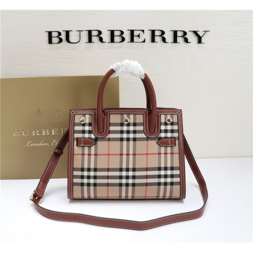 Burberry AAA Quality Handbags For Women #780625