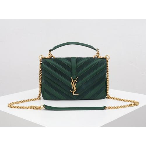 Yves Saint Laurent YSL AAA Quality Messenger Bags For Women #780658