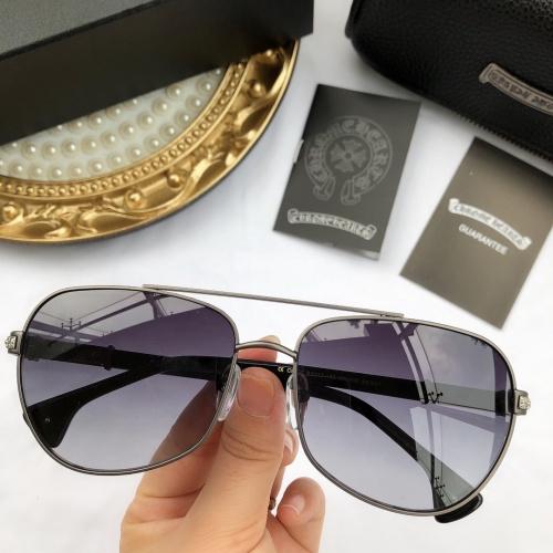 Chrome Hearts AAA Quality Sunglasses #780778