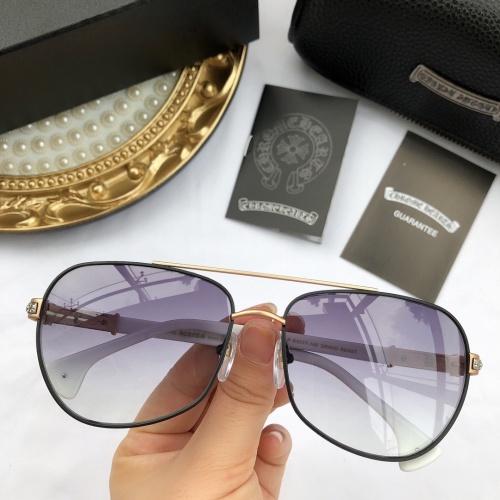 Chrome Hearts AAA Quality Sunglasses #780779