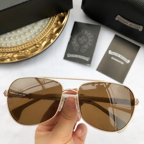 Chrome Hearts AAA Quality Sunglasses #780782
