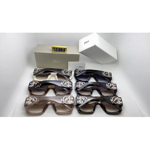 Replica Christian Dior C&D Sunglasses #780908 $19.40 USD for Wholesale