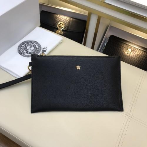 Versace AAA Man Wallets #781110