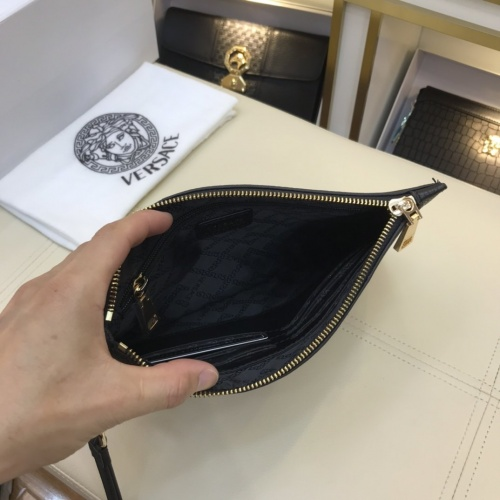 Replica Versace AAA Man Wallets #781110 $66.93 USD for Wholesale
