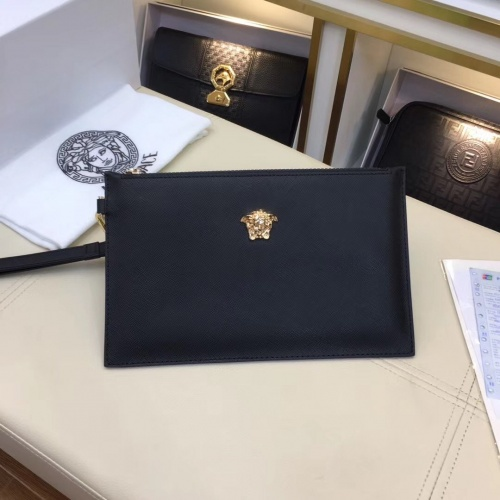 Versace AAA Man Wallets #781114