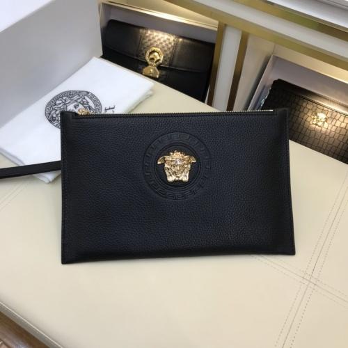 Versace AAA Man Wallets #781115