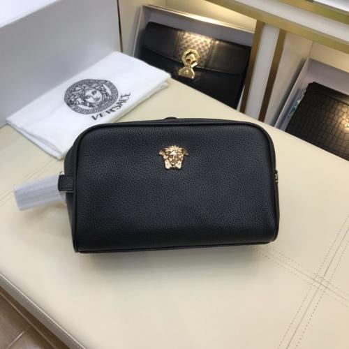 Versace AAA Man Wallets #781131