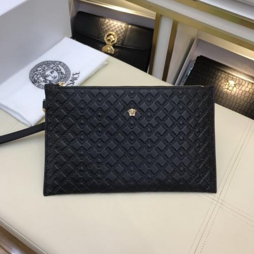 Versace AAA Man Wallets #781132