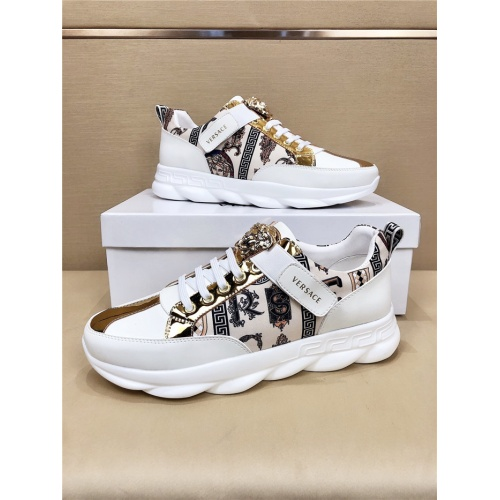 Versace Casual Shoes For Men #781141