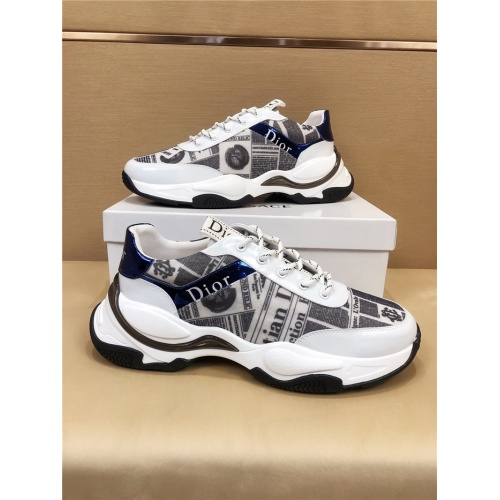 Christian Dior Casual Shoes For Men #781152