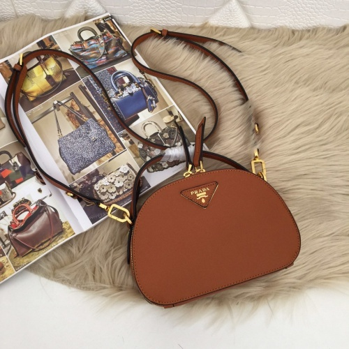 Prada AAA Quality Messeger Bags For Women #781278