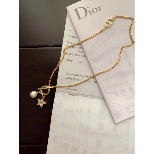 Christian Dior Necklace #781282