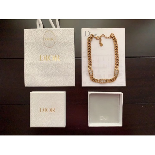 Christian Dior Necklace #781296 $36.86, Wholesale Replica Christian Dior Necklace