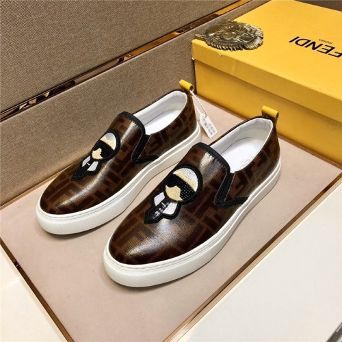Fendi Casual Shoes For Men #781324