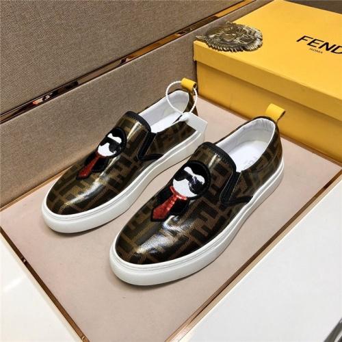 Fendi Casual Shoes For Men #781325