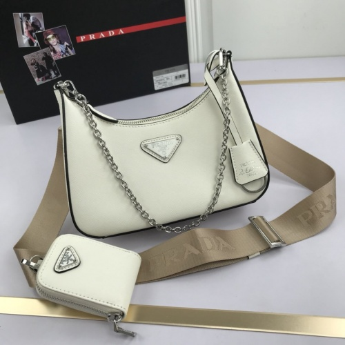 Prada AAA Quality Messeger Bags For Women #781593