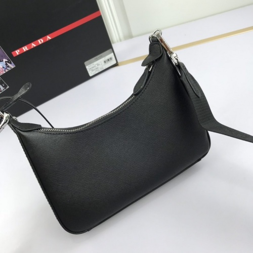Replica Prada AAA Quality Messeger Bags For Women #781594 $80.51 USD for Wholesale