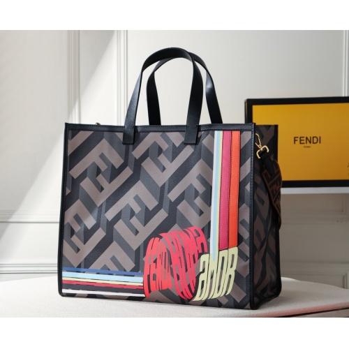 Fendi AAA Quality Handbags For Women #781614