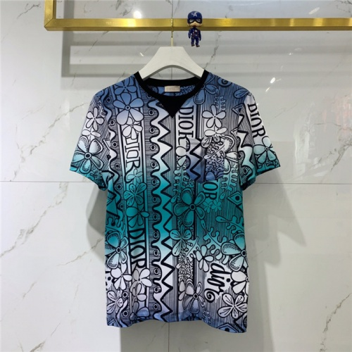 Dolce & Gabbana D&G T-Shirts Short Sleeved O-Neck For Men #781670
