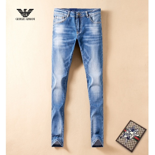 Armani Jeans Trousers For Men #781718