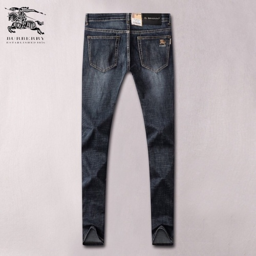 Replica Burberry Jeans Trousers For Men #781719 $40.74 USD for Wholesale