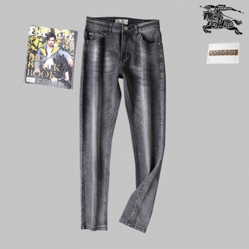 Burberry Jeans Trousers For Men #781721 $40.74 USD, Wholesale Replica Burberry Jeans