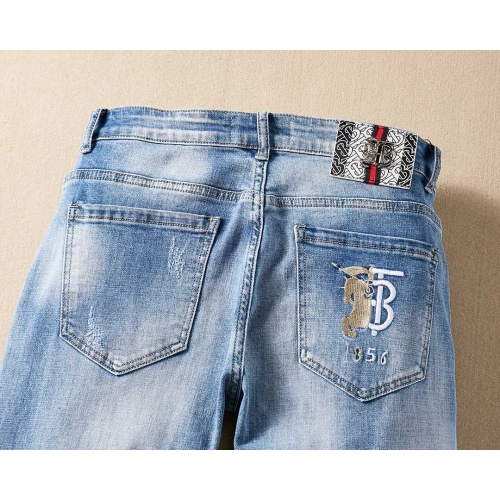 Replica Burberry Jeans Trousers For Men #781723 $40.74 USD for Wholesale