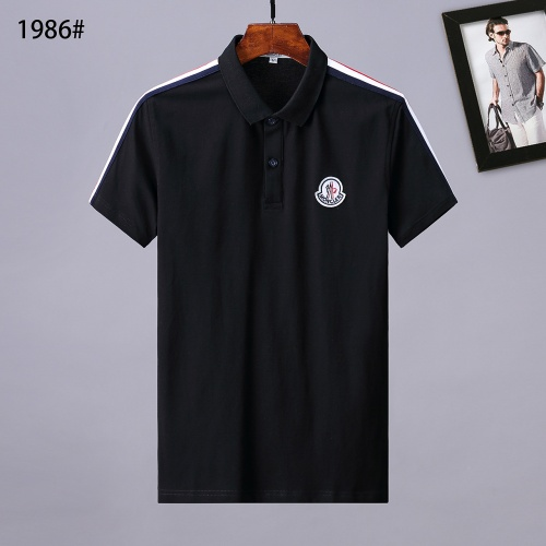 Moncler T-Shirts Short Sleeved Polo For Men #781761