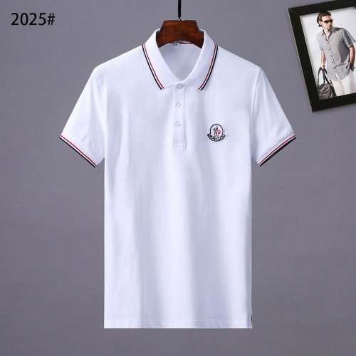 Moncler T-Shirts Short Sleeved Polo For Men #781766
