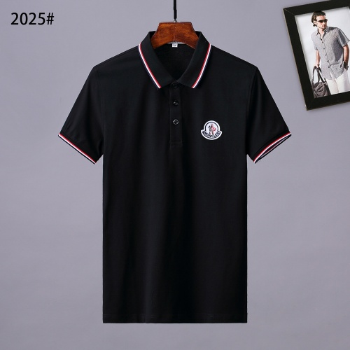 Moncler T-Shirts Short Sleeved Polo For Men #781767