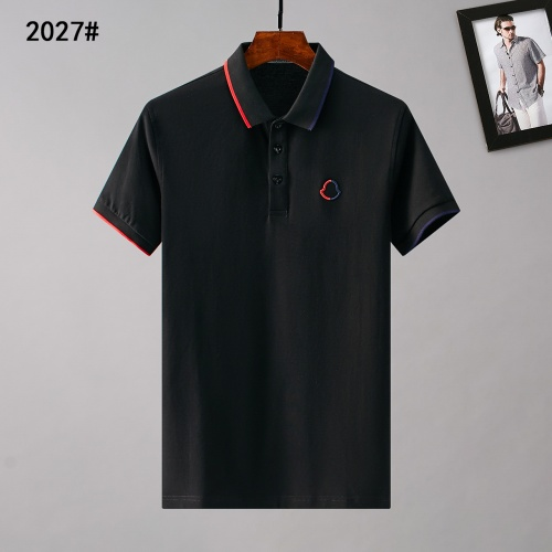 Moncler T-Shirts Short Sleeved Polo For Men #781771