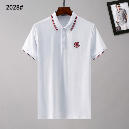 Moncler T-Shirts Short Sleeved Polo For Men #781777