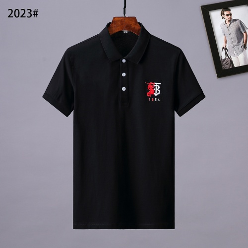 Burberry T-Shirts Short Sleeved Polo For Men #781797