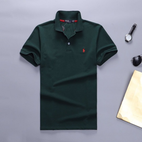 Ralph Lauren Polo T-Shirts Short Sleeved Polo For Men #781819