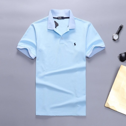 Ralph Lauren Polo T-Shirts Short Sleeved Polo For Men #781820