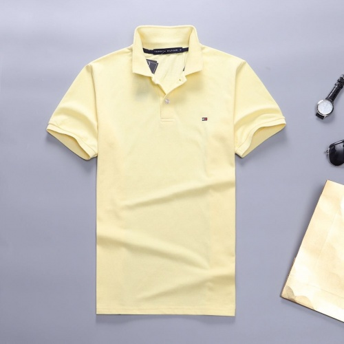 Tommy Hilfiger TH T-Shirts Short Sleeved Polo For Men #781823