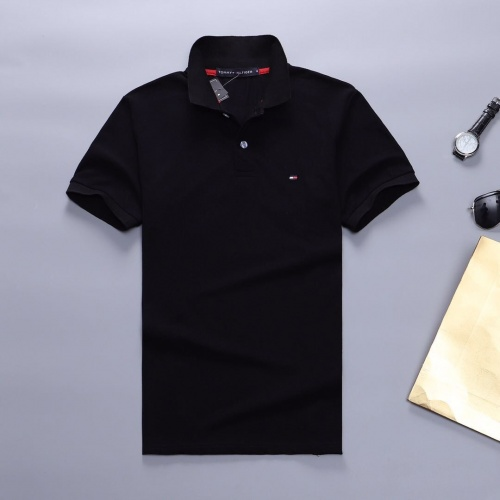 Tommy Hilfiger TH T-Shirts Short Sleeved Polo For Men #781832