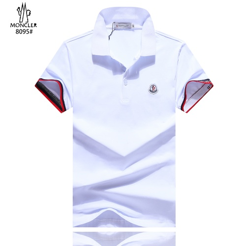 Moncler T-Shirts Short Sleeved Polo For Men #781833